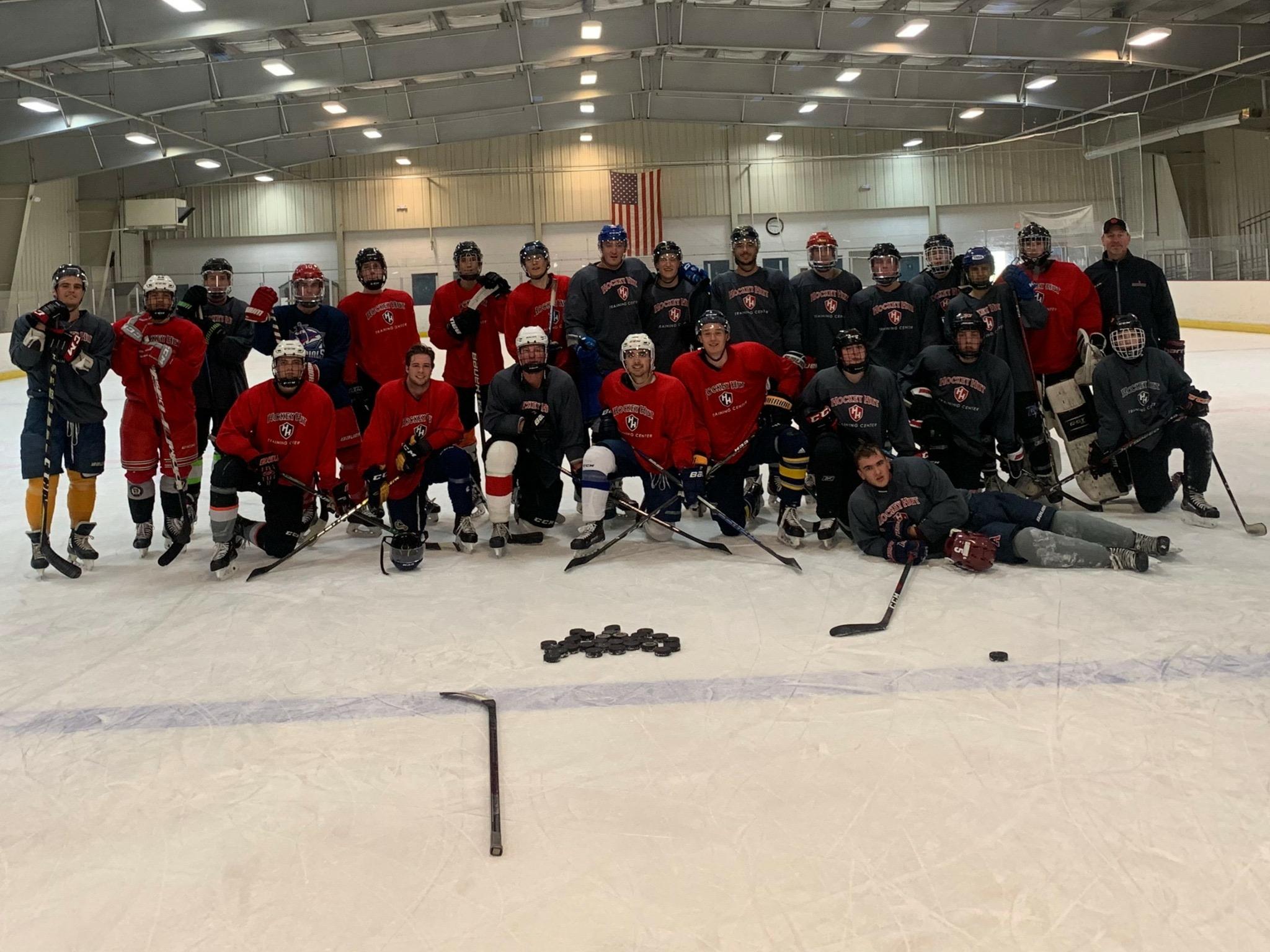 new york hockey summer training